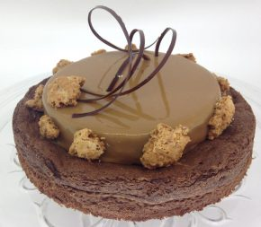 Entremet Brownie